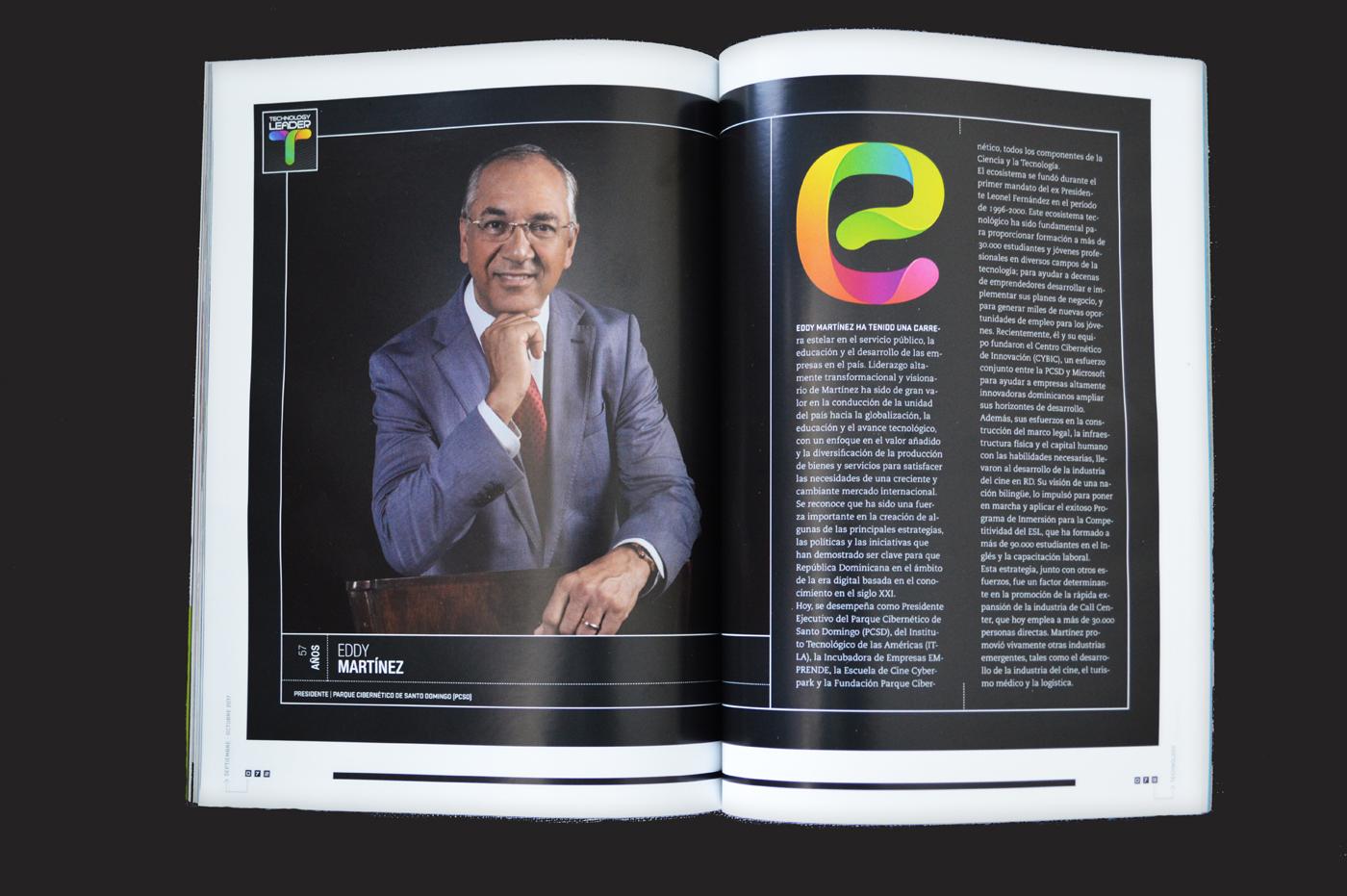 PCSD Articulo Revista Mercado Technology Entrevista Eddy Martinez