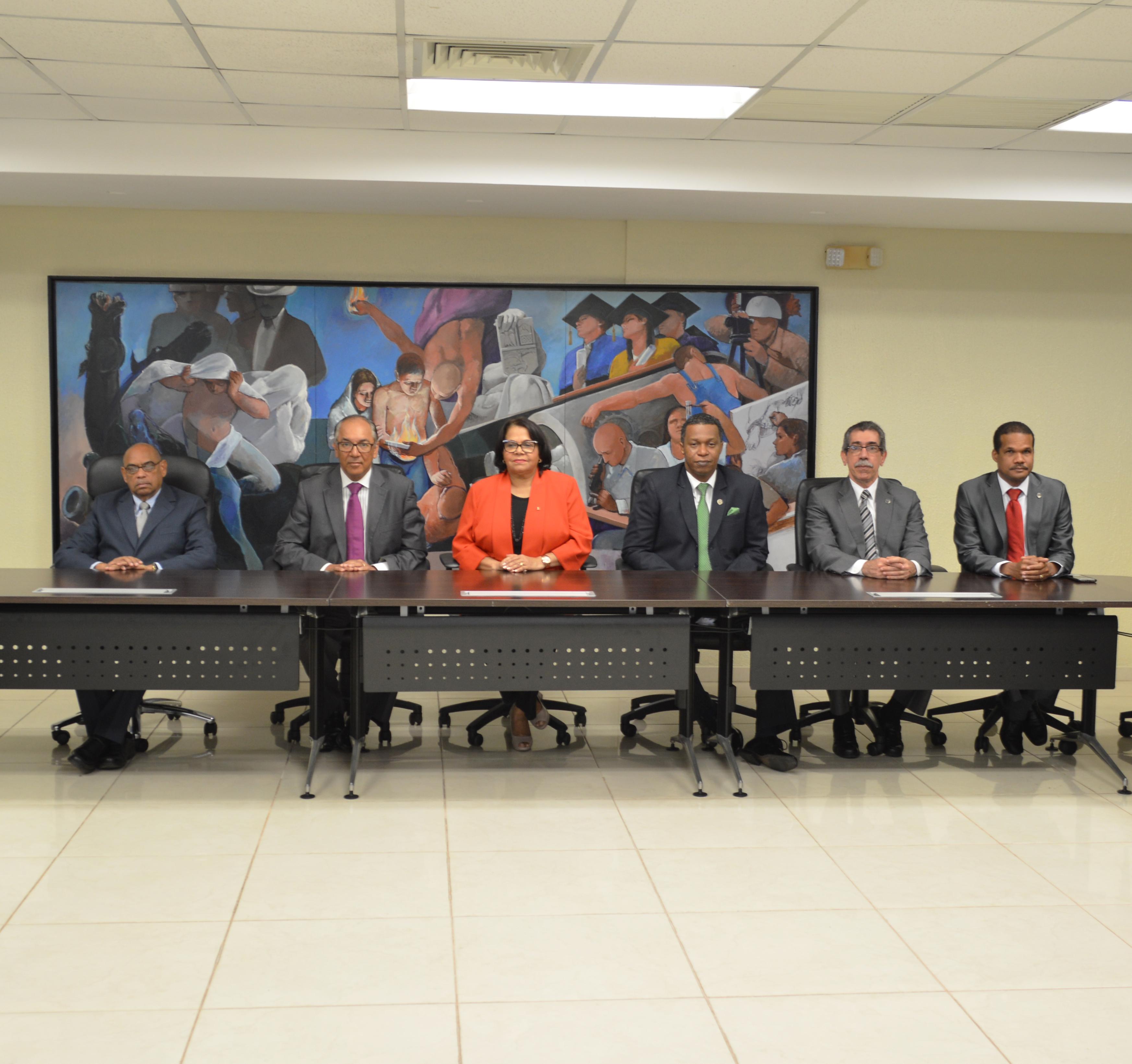 UASD y Parque Cibernético firman acuerdo de cooperación